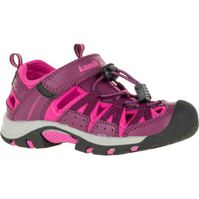 Kamik Wildcat Sandals Kids plum